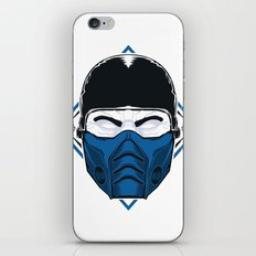 SubZero iPhone & iPod Skin