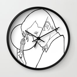 Time Lord Wall Clock