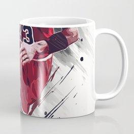 basketball player art 13 Coffee Mug
