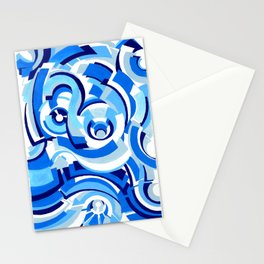 Seigaiha Series - Alliance Stationery Cards