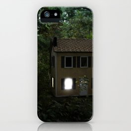 I'll Leave a Light On For You iPhone Case