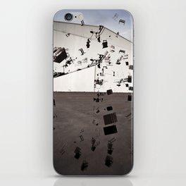 Partsa iPhone Skin