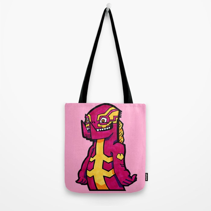 stripezilla Tote Bag