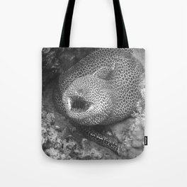 Coiled fat eel Tote Bag