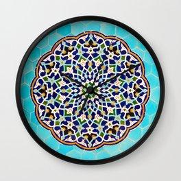 Iranian style Wall Clock