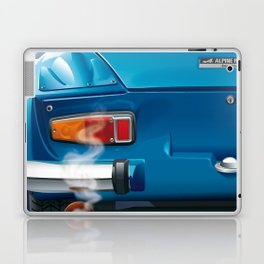 Renault Alpine A110 from 1962 Laptop & iPad Skin