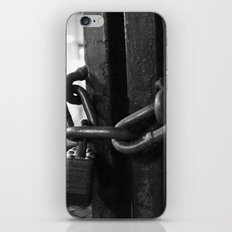 Trapped Mind iPhone & iPod Skin