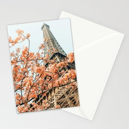 Paris in Spring #photography #paris #travel Stationery Cards