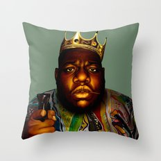 The Legend F1 Throw Pillow