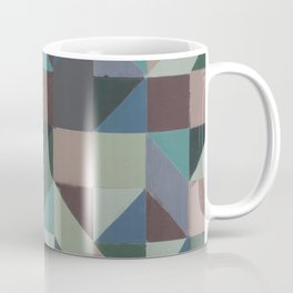 Mosaic III Coffee Mug