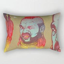 Pity Da Foo Rectangular Pillow