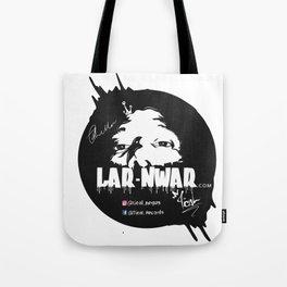 Larnwar logo Tote Bag