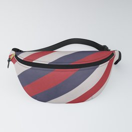 Nautical Stripes Fanny Pack
