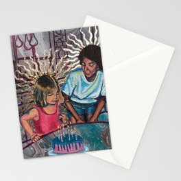 The Divine Birthday Stationery Cards