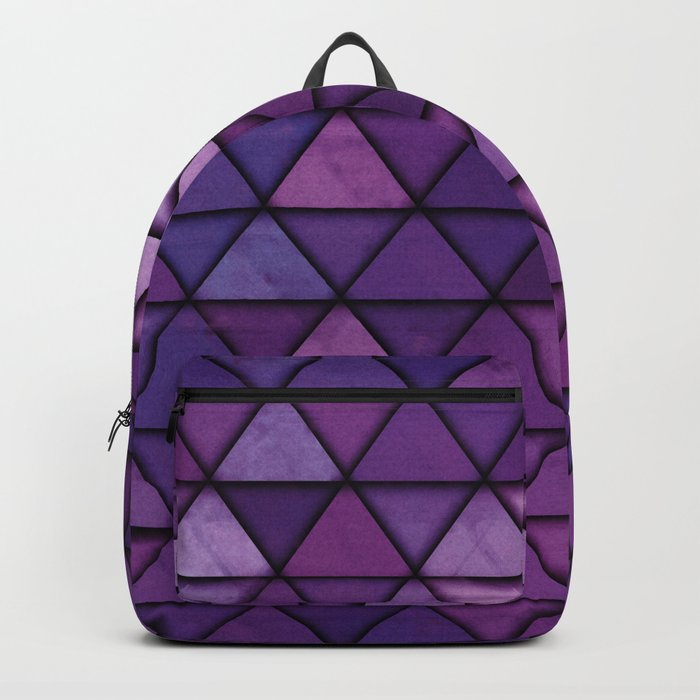 Abstract Geometric Background #14 Backpack