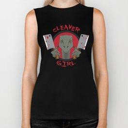 Cleaver Girl Biker Tank