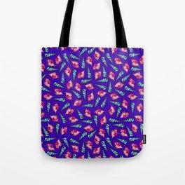 Kawaii Seashell Pattern Tote Bag