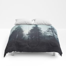 Leave In Silence Comforters