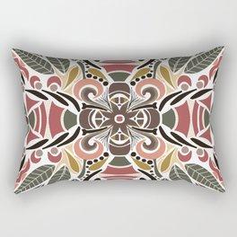 Chamorro Flowers by Lori Perez Rectangular Pillow