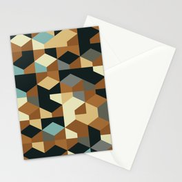 Abstract Geometric Artwork 54 Stationery Cards