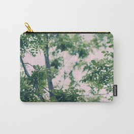 Spring Tree Branches Carry-All Pouch