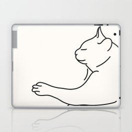 Sleeping Cat I Laptop & iPad Skin