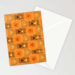 Disco 70s Stationery Cards