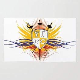 Yellow Jacket Fencing Club Classic Rug