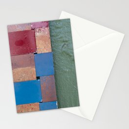 Patchwork of Colors Stationery Cards