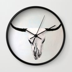 Moonstone Wall Clock