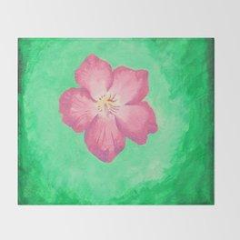 Flower Throw Blanket