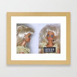 MALUBU 47120 Framed Art Print