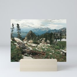 Utah Alpine Mini Art Print