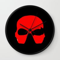 gamer Wall Clocks featuring Gamer by bau5