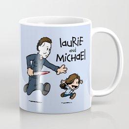 Laurie and Michael Coffee Mug