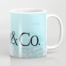 T - TIFFANY & CO Coffee Mug