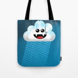 RAIN CLOUD! Tote Bag