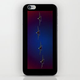 4 Killers iPhone Skin