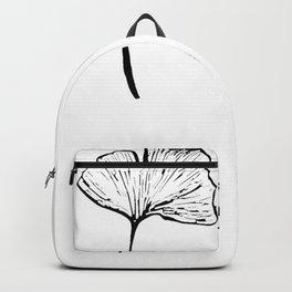 Gingko Leaf Backpack