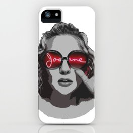 Joanne Tour iPhone Case