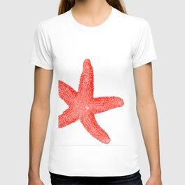 Coral Starfish 1 T-shirt