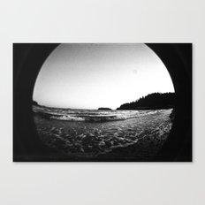 Ocean Study I Canvas Print