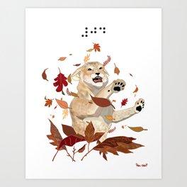 #30DayChallenge: Day 4 Art Print