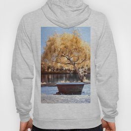 Autumn Colors Bench Hoody