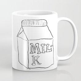 milk carton Coffee Mug