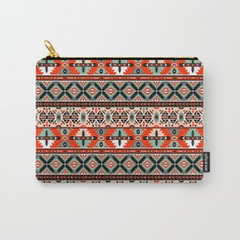Navajo Pattern 2 Carry-All Pouch