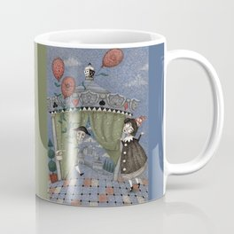 Curtains Up! Coffee Mug
