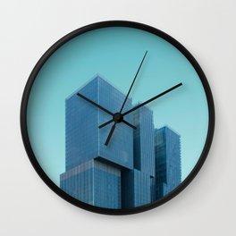 De Rotterdam   Netherlands   Rem Koolhaas Wall Clock