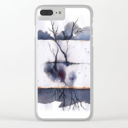 Point of View (siempre subjetivo) Clear iPhone Case