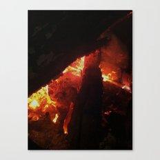 Bonfire~takibi~ Canvas Print